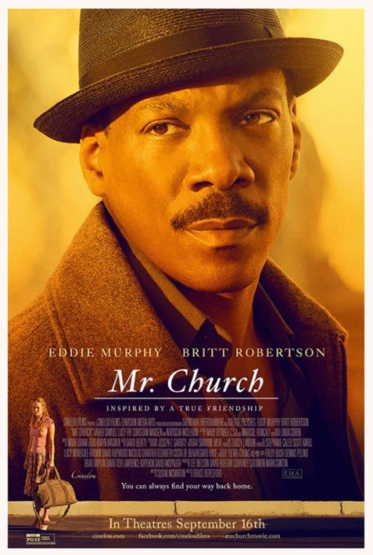 Mr. Church Poster #1