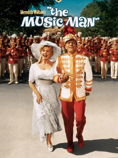The Music Man Poster #1
