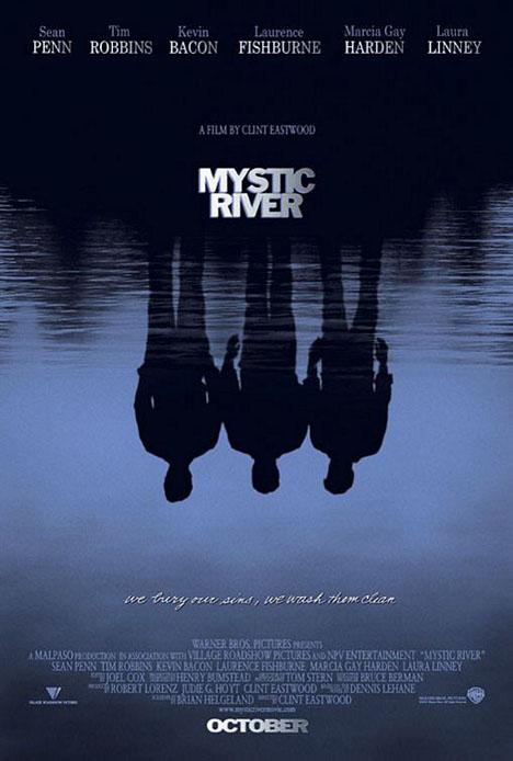 Mystic River Poster #1