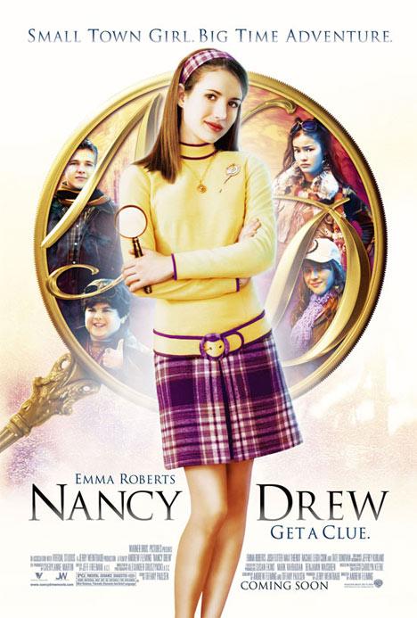Nancy Drew Poster #1