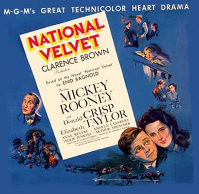 National Velvet Poster #2