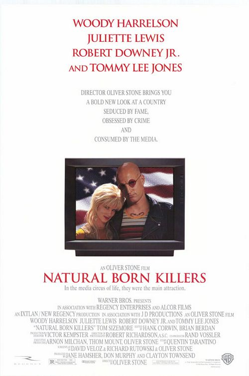 Natural Born Killers Poster #1