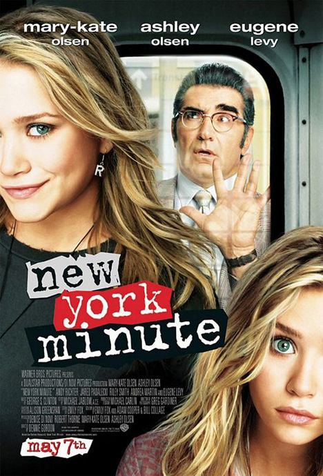 New York Minute Poster #1