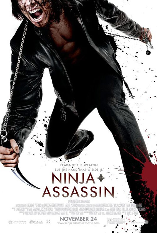 Ninja Assassin Poster #2
