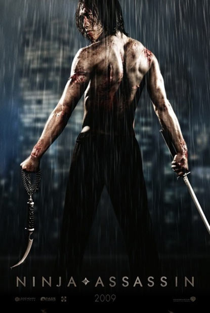 Ninja Assassin Poster #1
