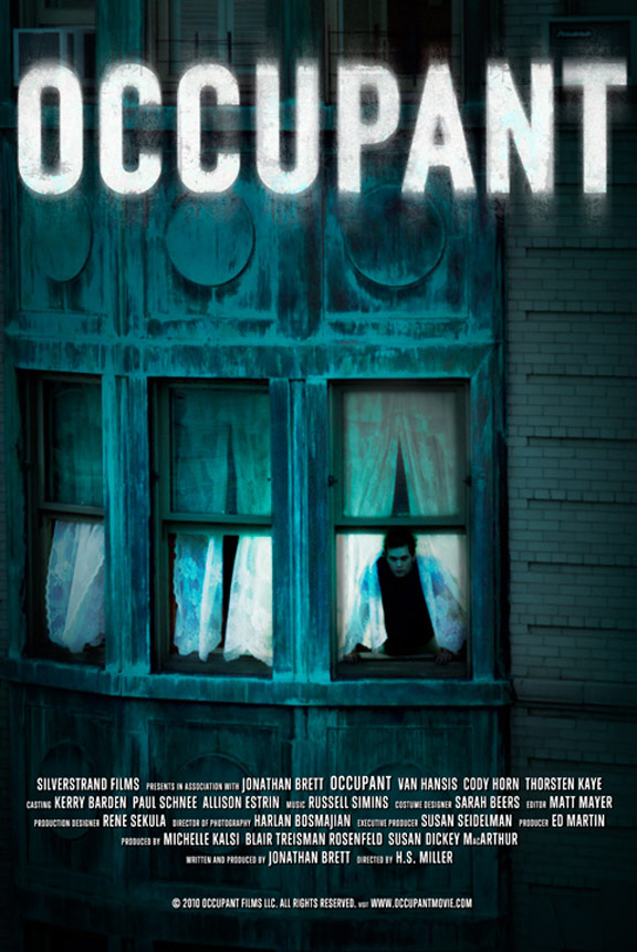 Occupant Poster #1
