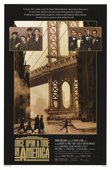 Once Upon A Time In America Poster #1