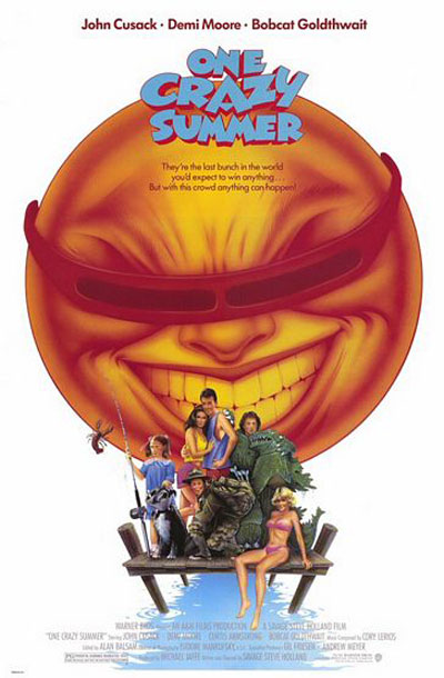 One Crazy Summer Poster #1