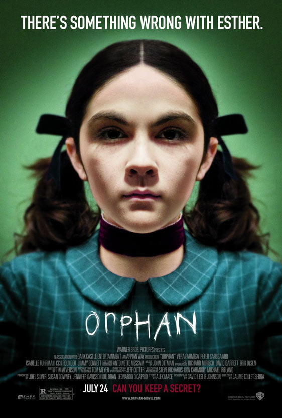 Orphan Poster #3