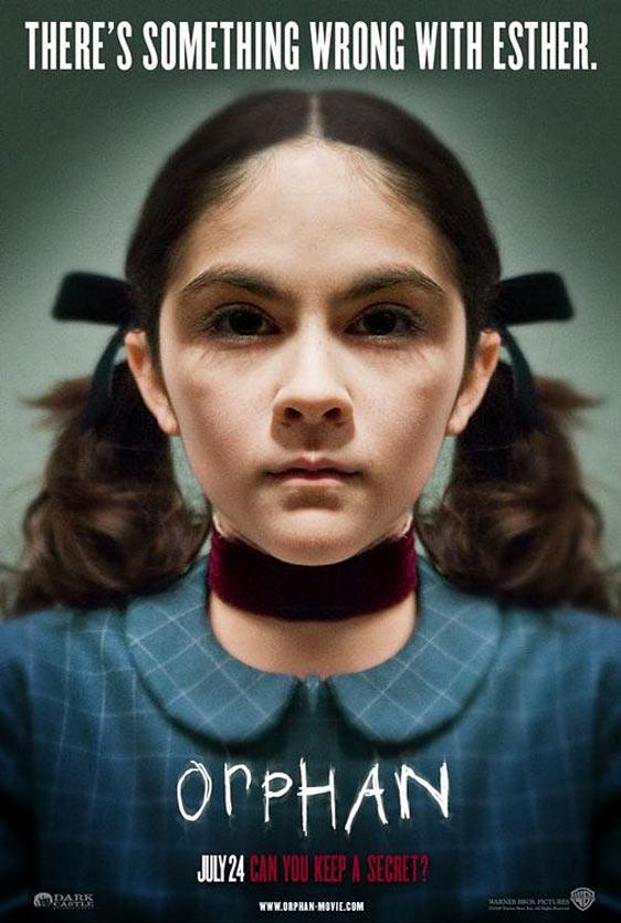 Orphan Poster #1