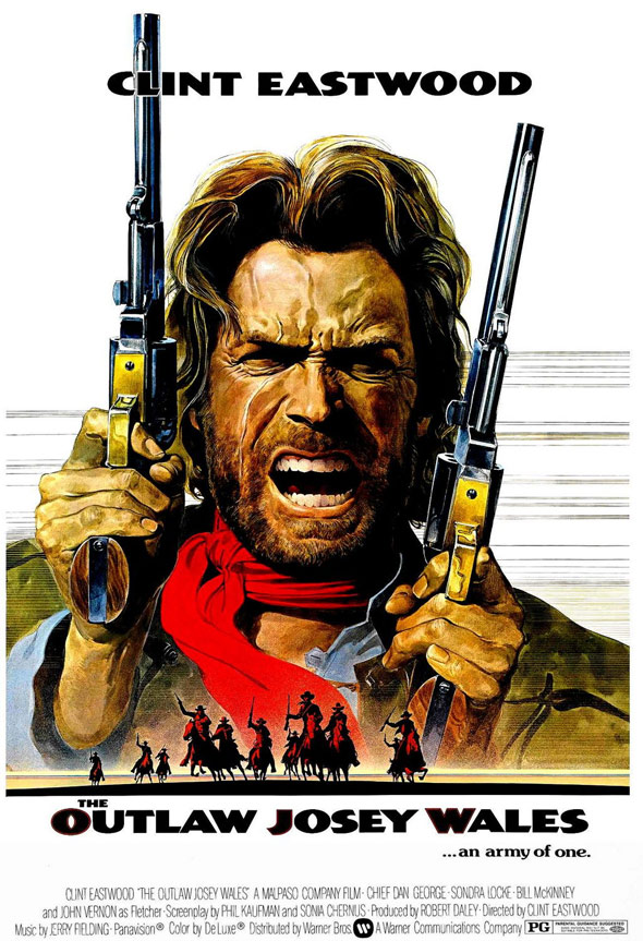 The Outlaw Josey Wales Poster #1