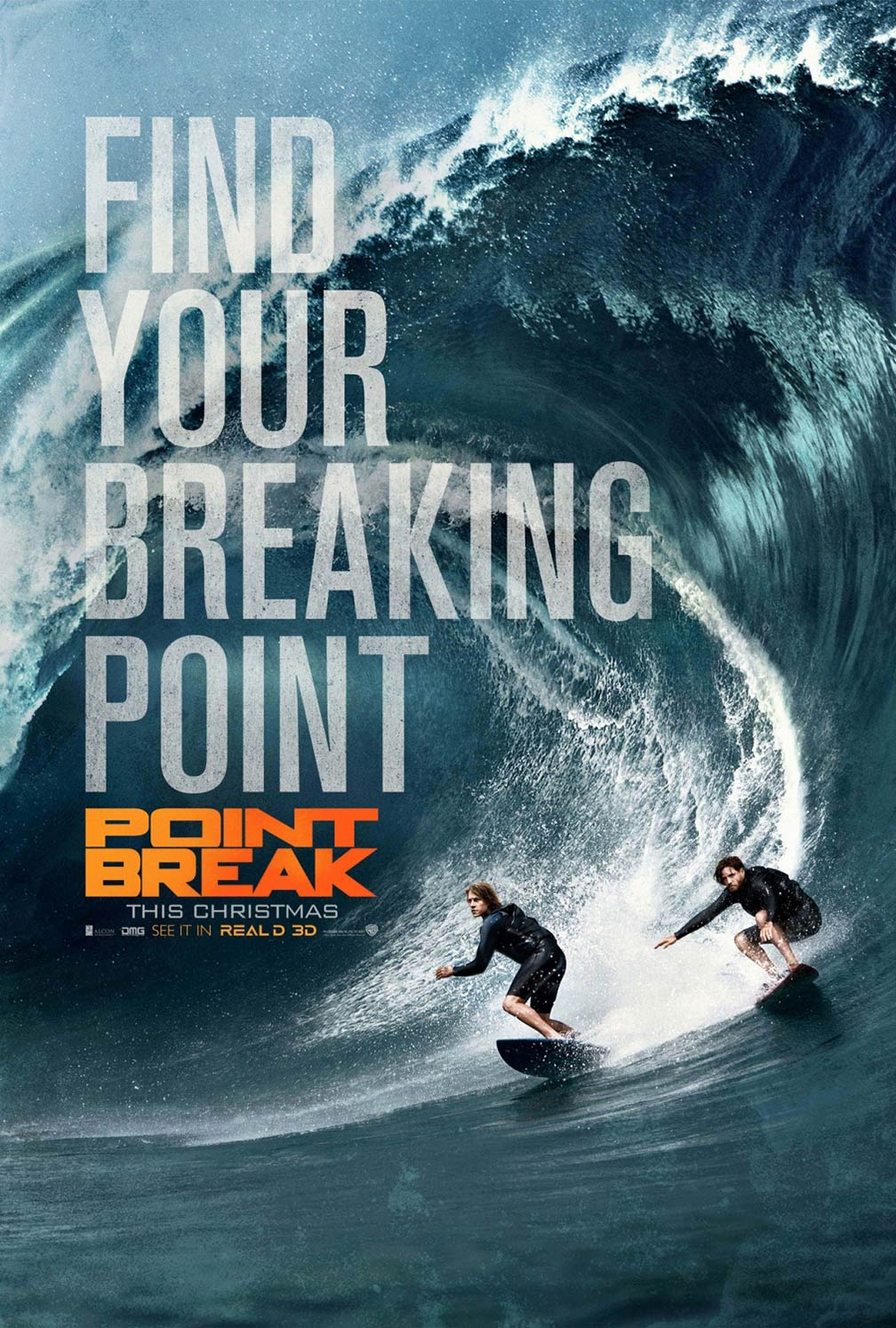 Point Break Poster #2