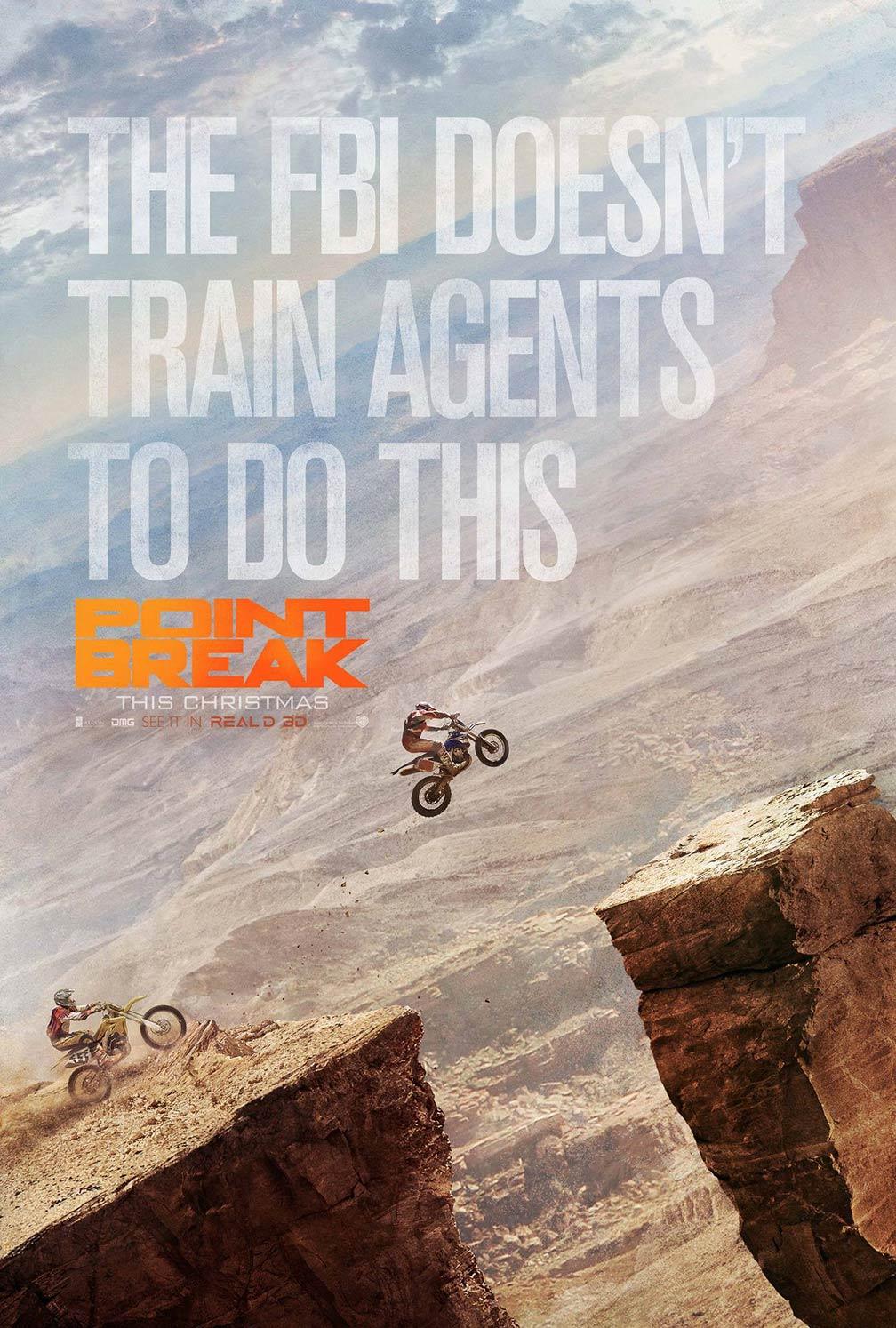 Point Break Poster #5