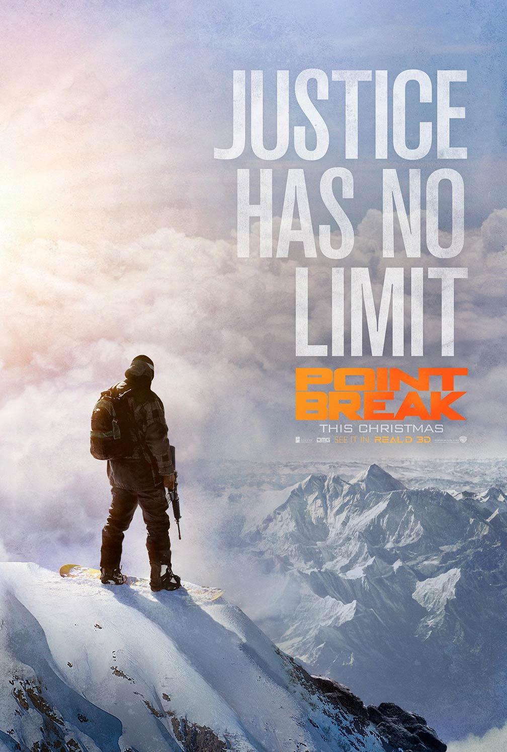 Point Break Poster #6