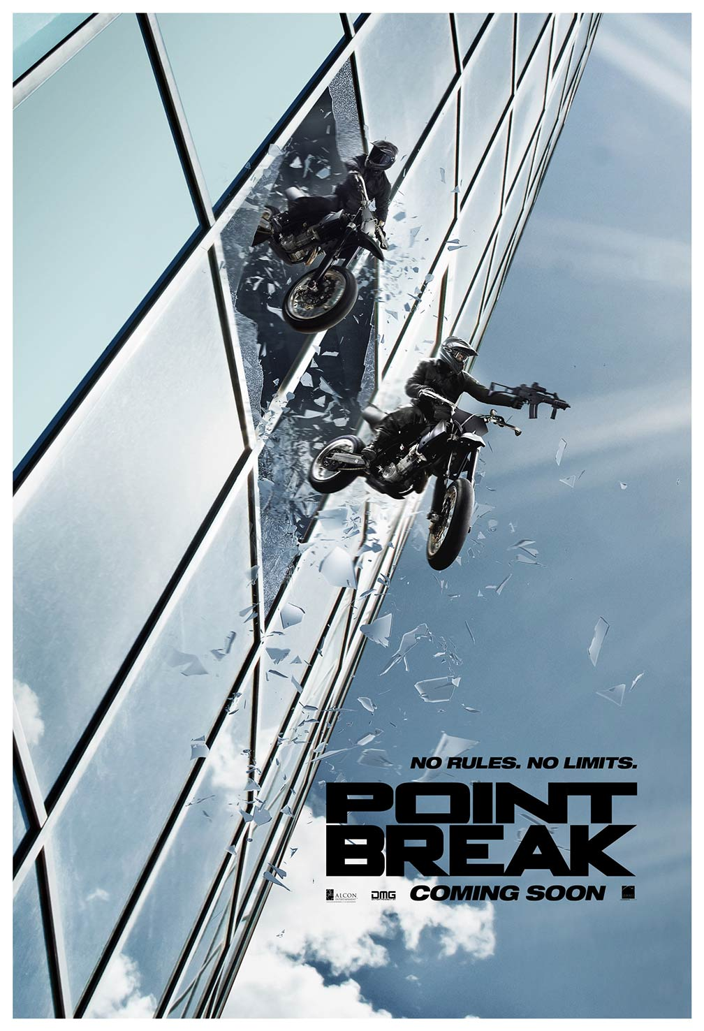 Point Break Poster #7