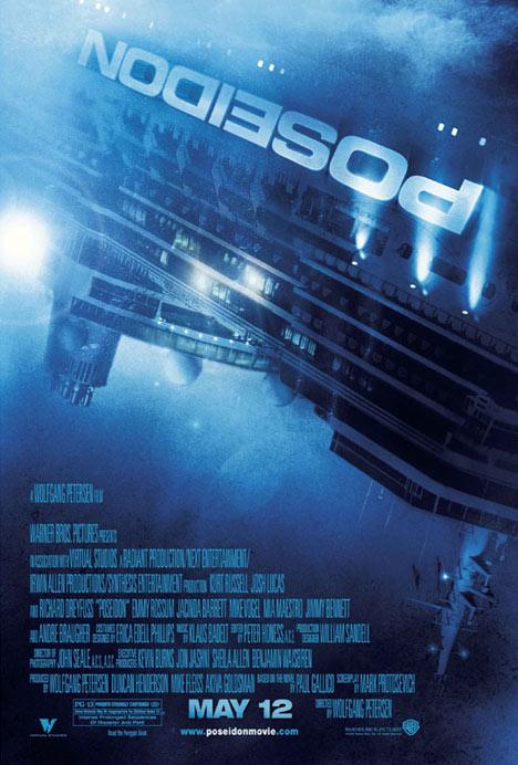 Poseidon Poster #1
