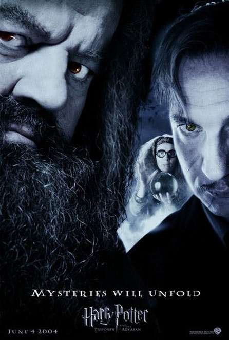 Harry Potter and the Prisoner of Azkaban Poster #5