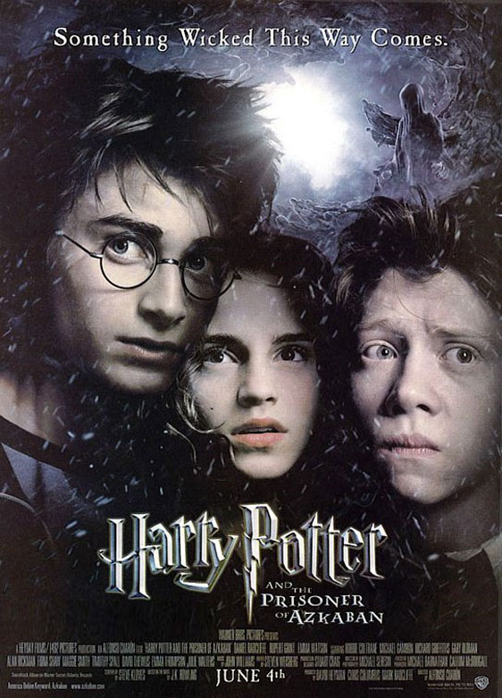 Harry Potter and the Prisoner of Azkaban Poster #1