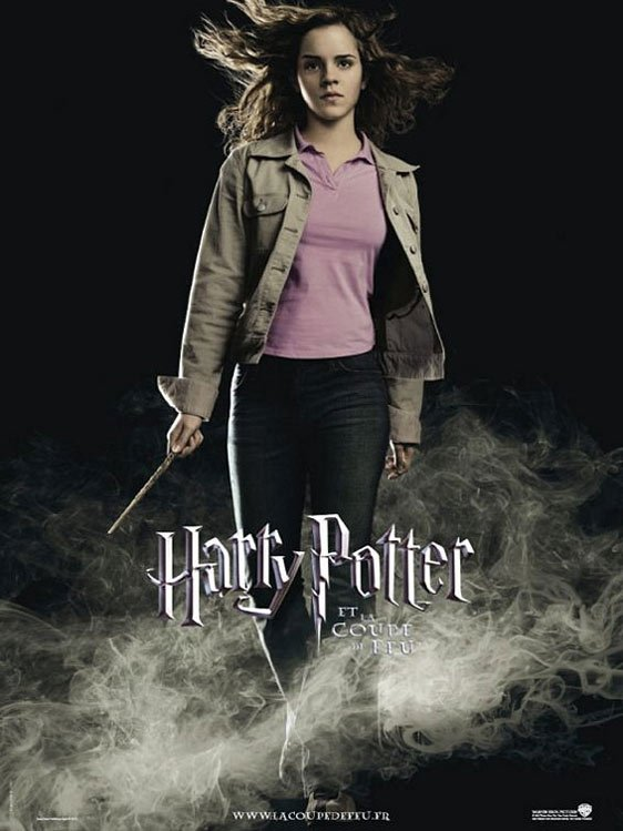 Harry Potter and the Goblet of Fire Poster #10