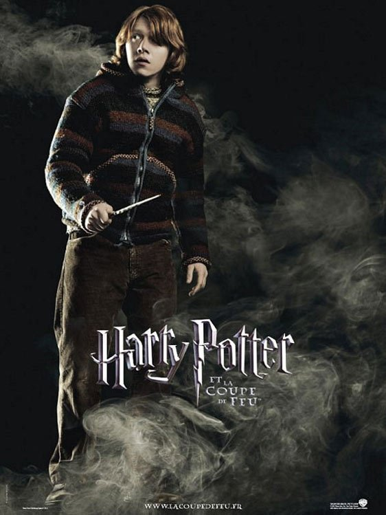 Harry Potter and the Goblet of Fire Poster #11