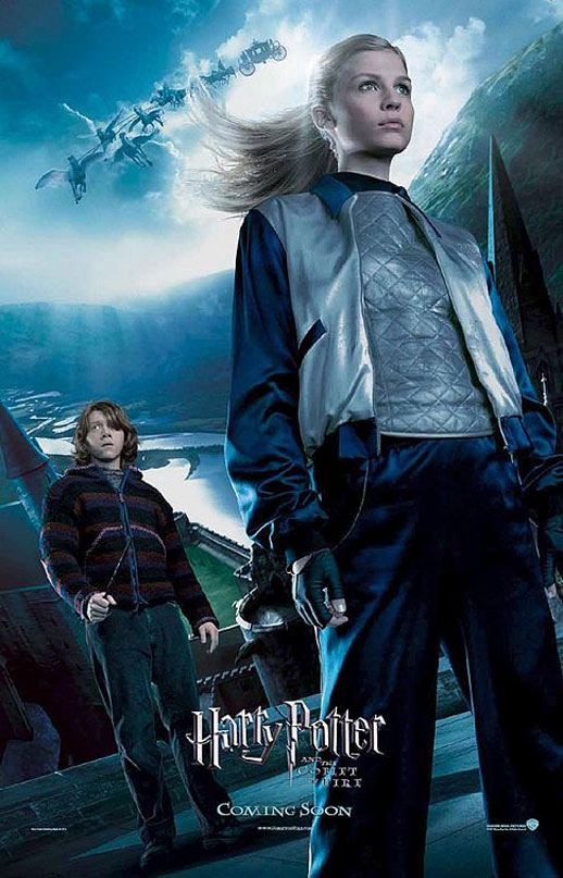 Harry Potter and the Goblet of Fire Poster #6