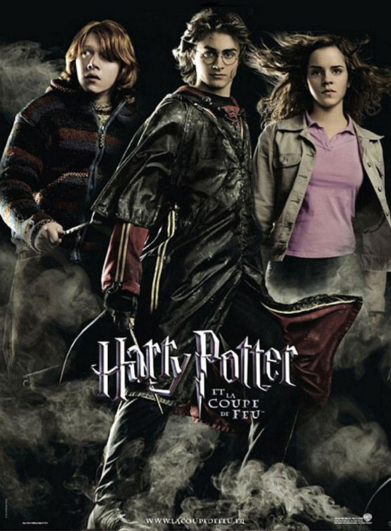 Harry Potter and the Goblet of Fire Poster #9