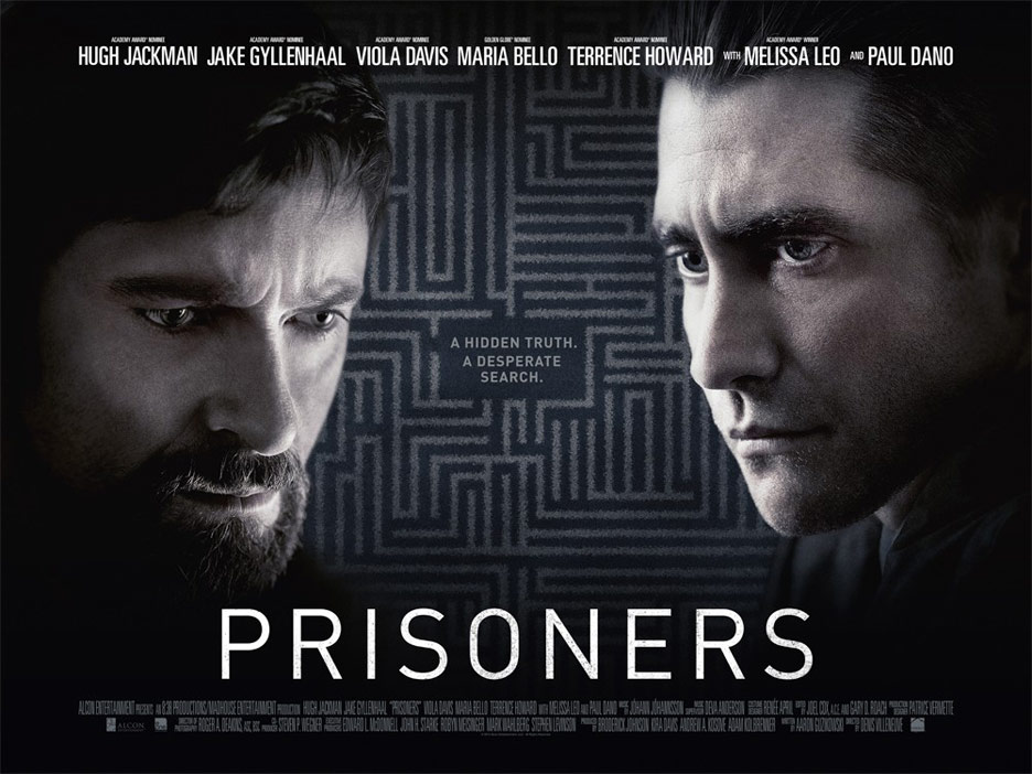 Prisoners (2013) Poster #6 - Trailer Addict