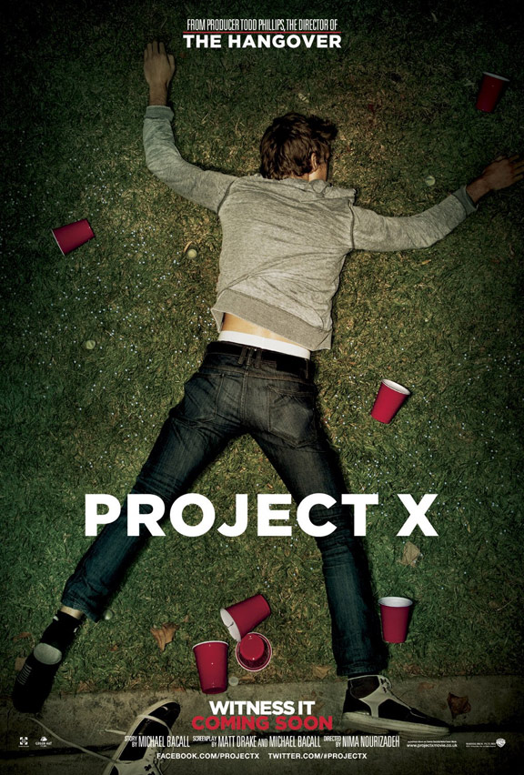 Project X Poster #2
