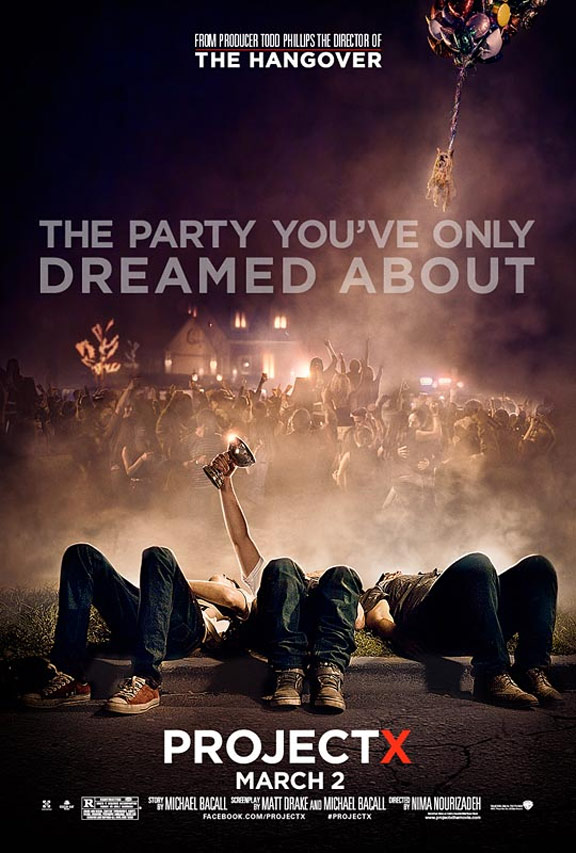Project X Poster #3