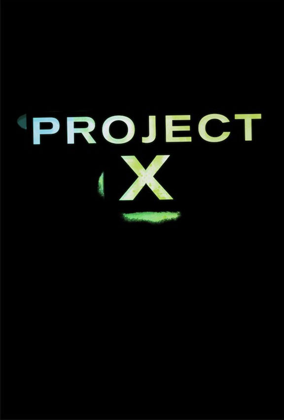 Project X Poster #1