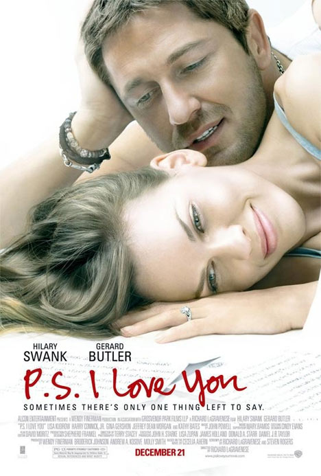 P.S. I Love You Poster #1