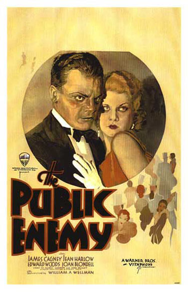The Public Enemy Poster #1