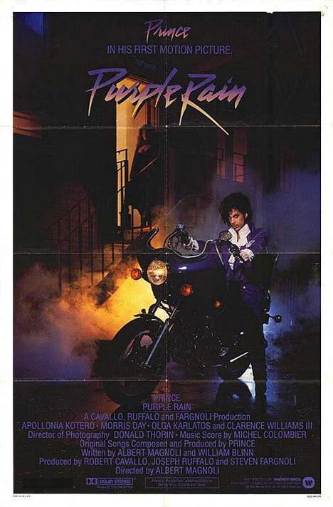 Purple Rain Poster #1