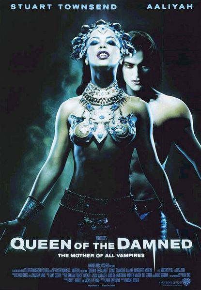 Queen of the Damned Poster #1