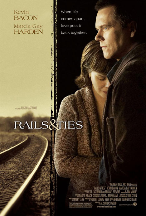 Rails & Ties Poster #1