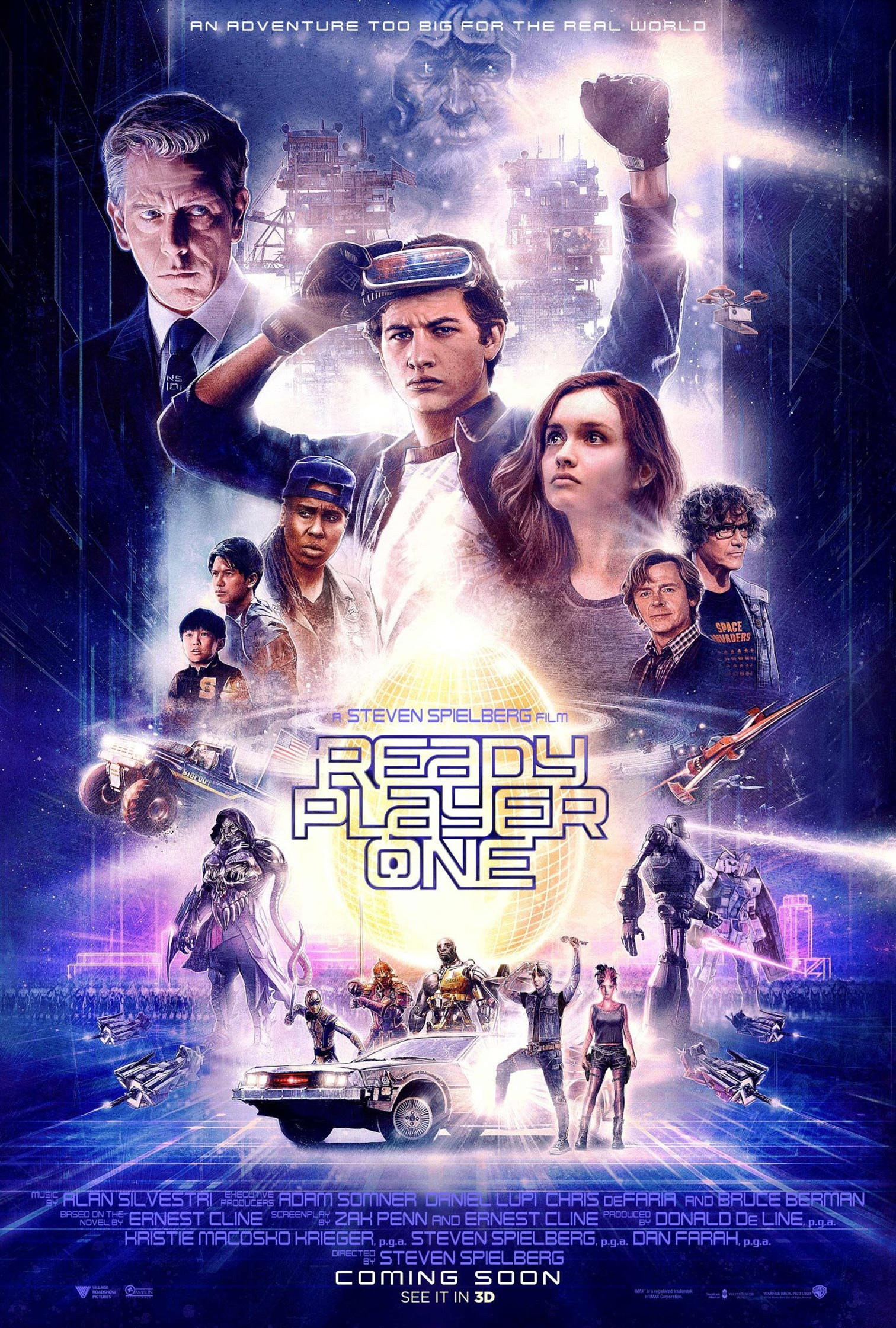 Ready Player One Poster #3