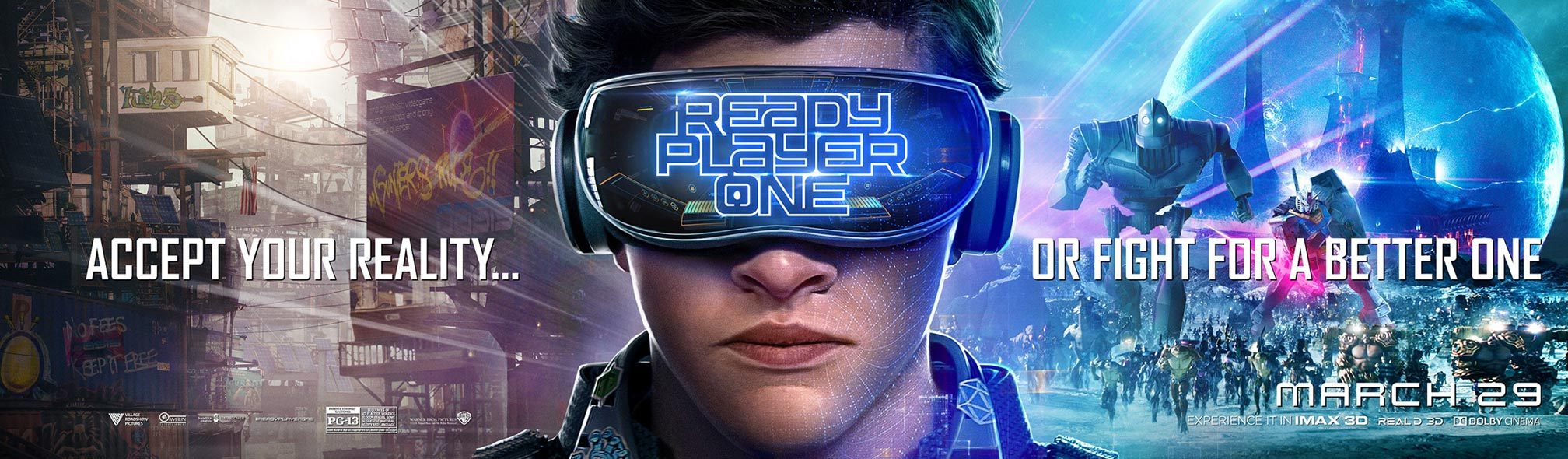 Ready Player One Poster #5