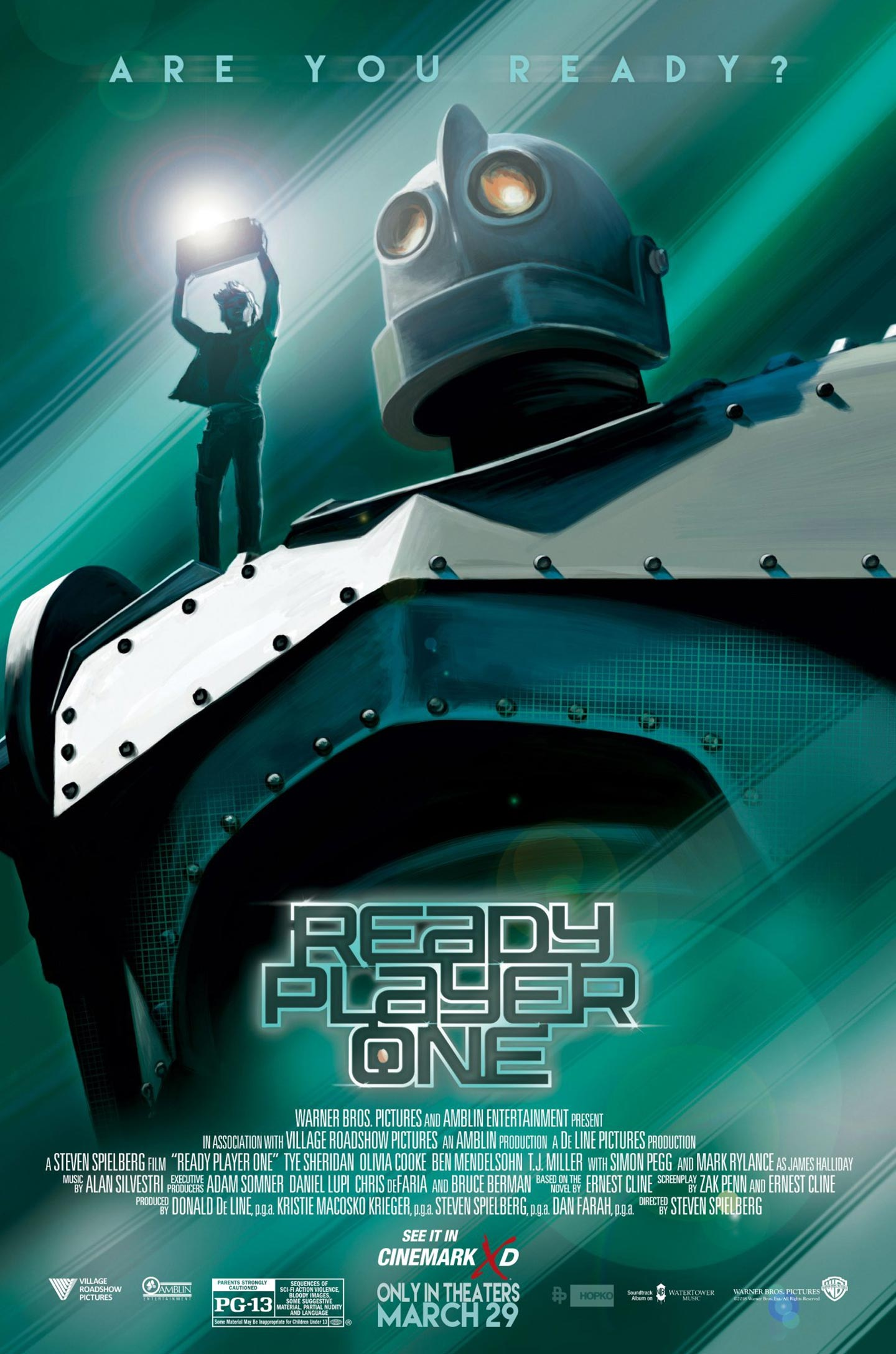 Ready Player One Poster #6