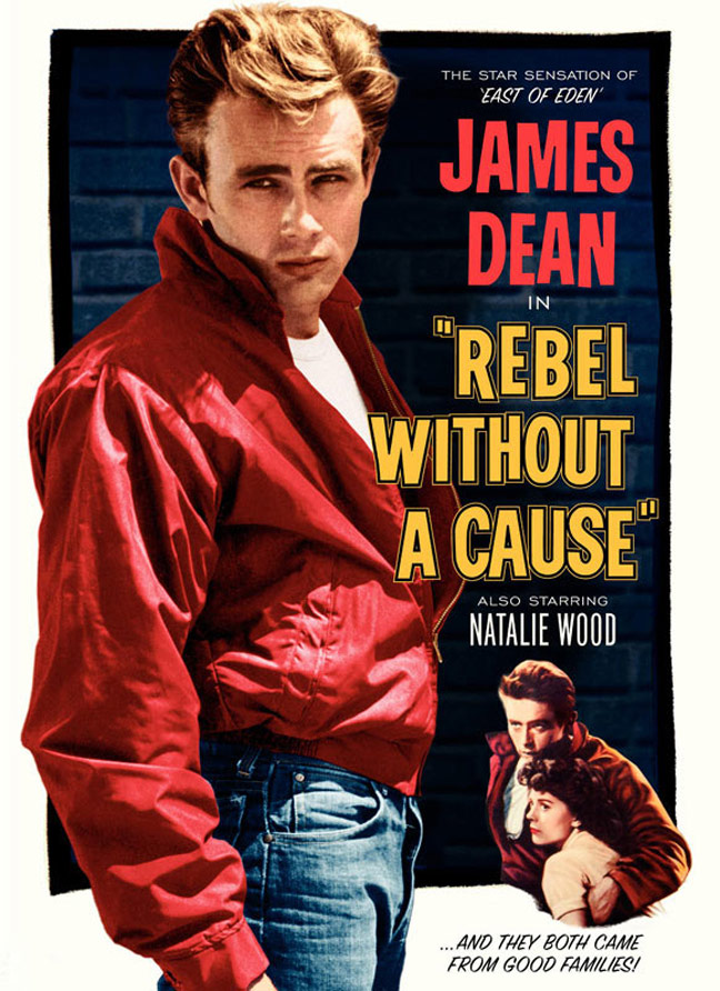 Rebel Without a Cause Poster #1