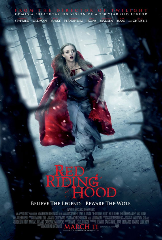 Red Riding Hood Poster #2