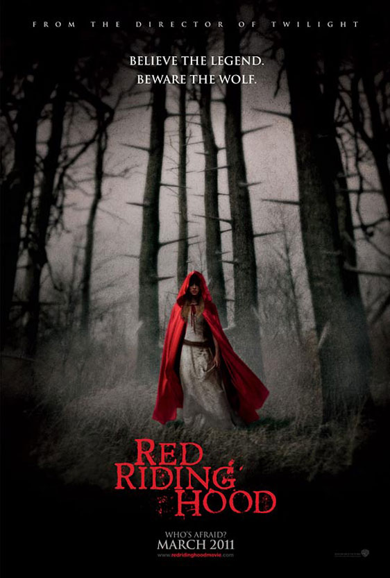 Red Riding Hood Poster #1