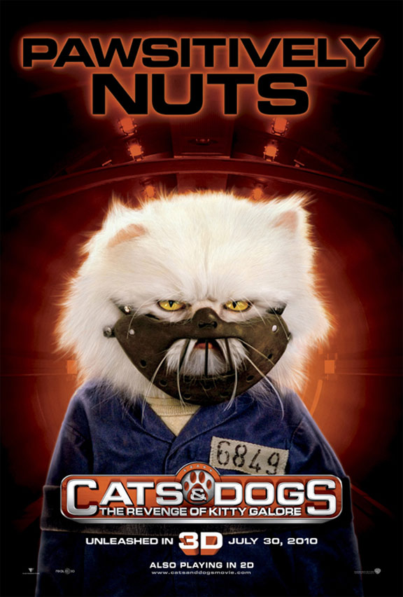 Cats & Dogs: The Revenge of Kitty Galore Poster #5