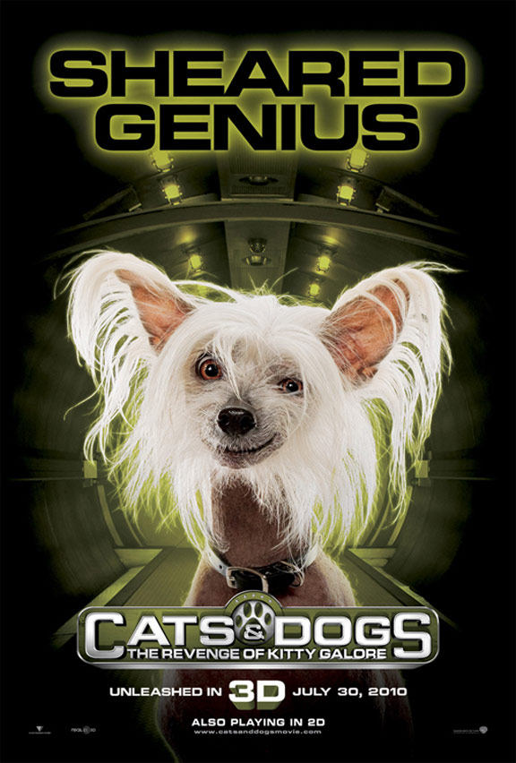 Cats & Dogs: The Revenge of Kitty Galore Poster #6