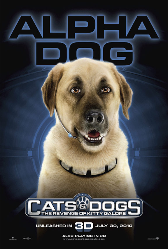 Cats & Dogs: The Revenge of Kitty Galore Poster #9