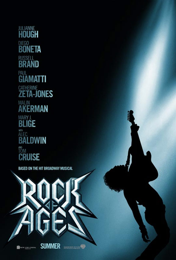 Rock of Ages Poster #1