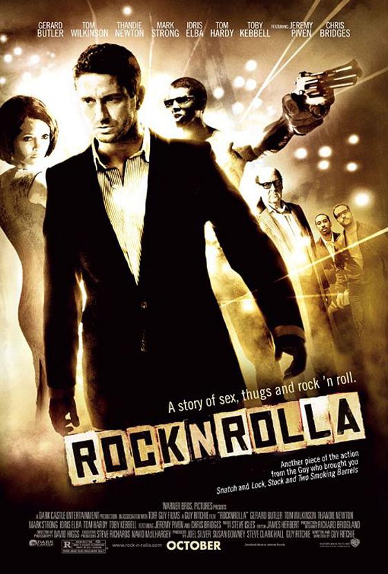 RocknRolla Poster #2