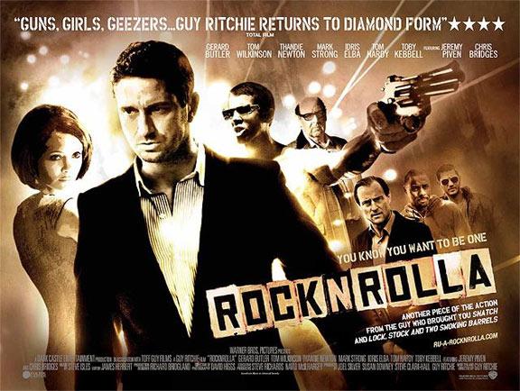 RocknRolla Poster #3