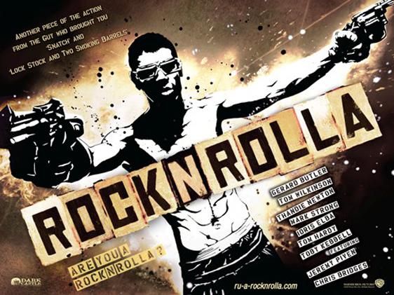 RocknRolla Poster #1
