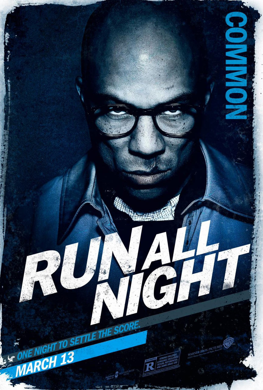 Run All Night Poster #3