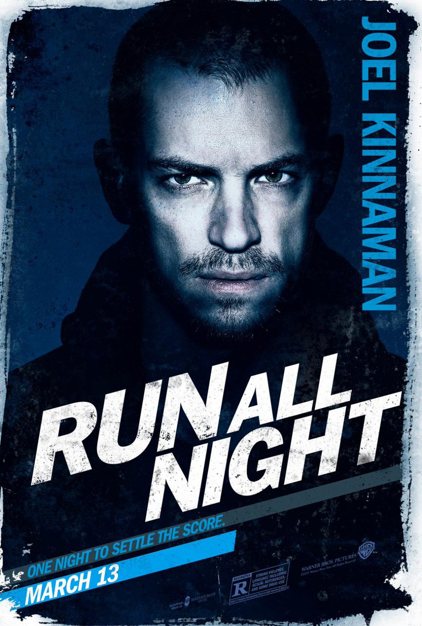 Run All Night Poster #5